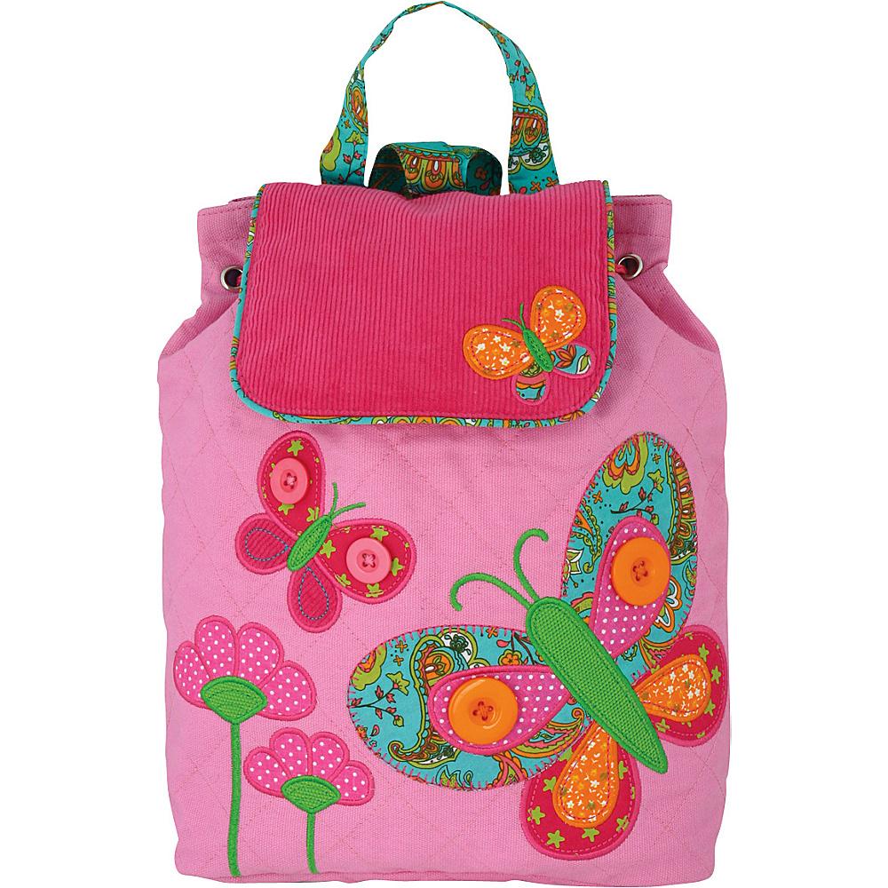 Stephen Joseph Signature Backpack Butterfly - Stephen Joseph Everyday Backpacks - Backpacks, Everyday Backpacks