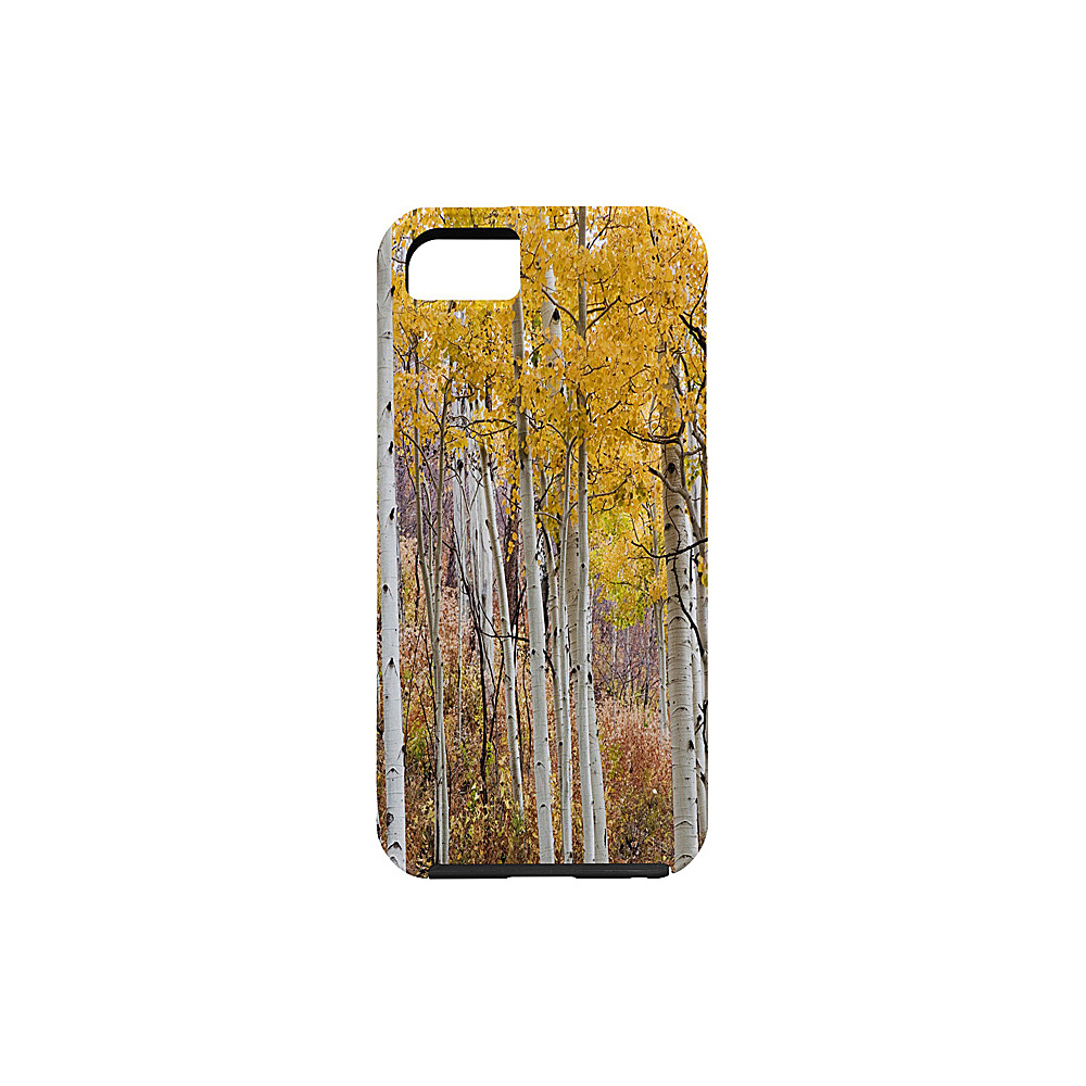 DENY Designs Barbara Sherman iPhone 5 5s Case Aspen Yellow Golden Aspens DENY Designs Electronic Cases