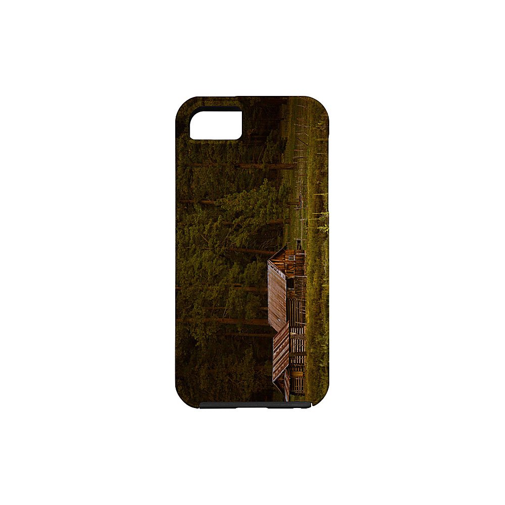 DENY Designs Barbara Sherman iPhone 5 5s Case Wood Peaceful Ranch DENY Designs Electronic Cases