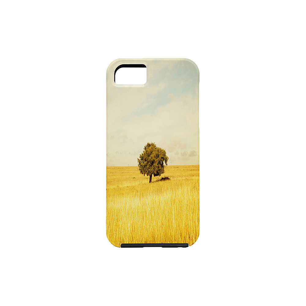 DENY Designs Barbara Sherman iPhone 5 5s Case Golden Yellow Solitary DENY Designs Electronic Cases