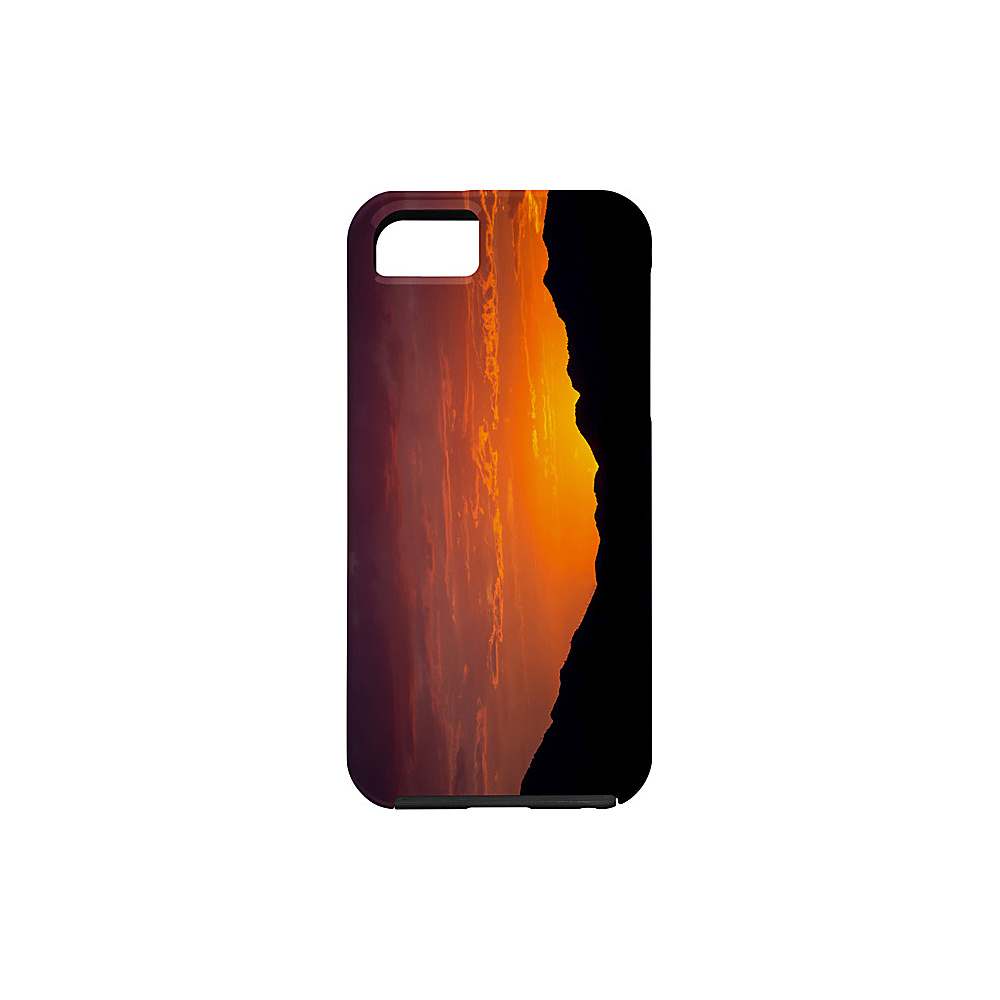 DENY Designs Barbara Sherman iPhone 5 5s Case Sunset Orange Sunset Glory DENY Designs Electronic Cases