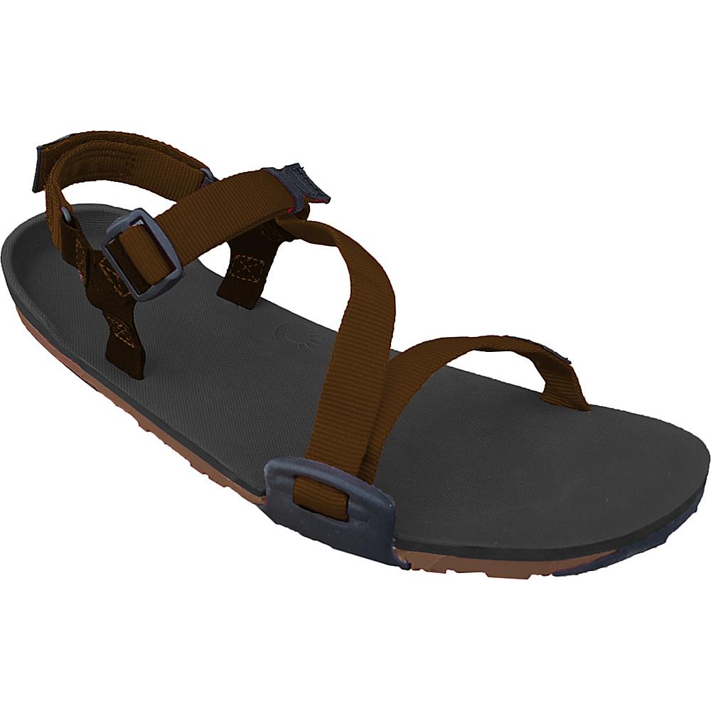 Xero Shoes Umara Z Trail Womens Ultimate Trail Friendly Sandal 6 Coal Black Coffee Mocha Xero Shoes Women s Footwear