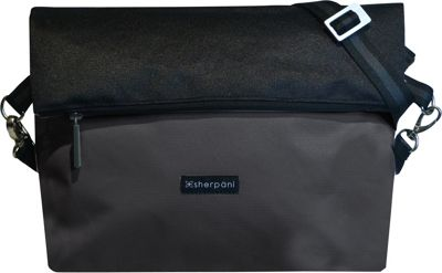 Sherpani Vale Recycled Reversible Crossbody Ash - Sherpani Fabric Handbags