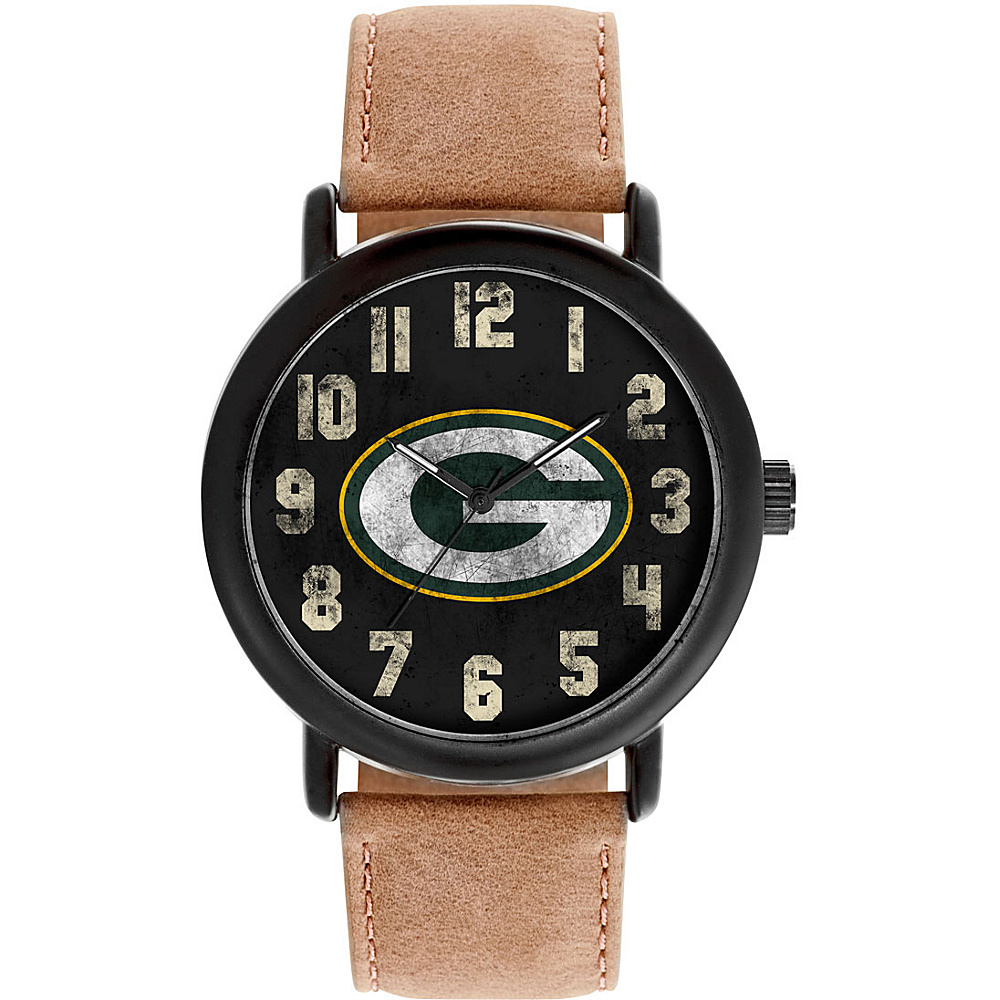 Game Time Mens Throwback-NFL Watch Green Bay Packers - Game Time Watches - Fashion Accessories, Watches