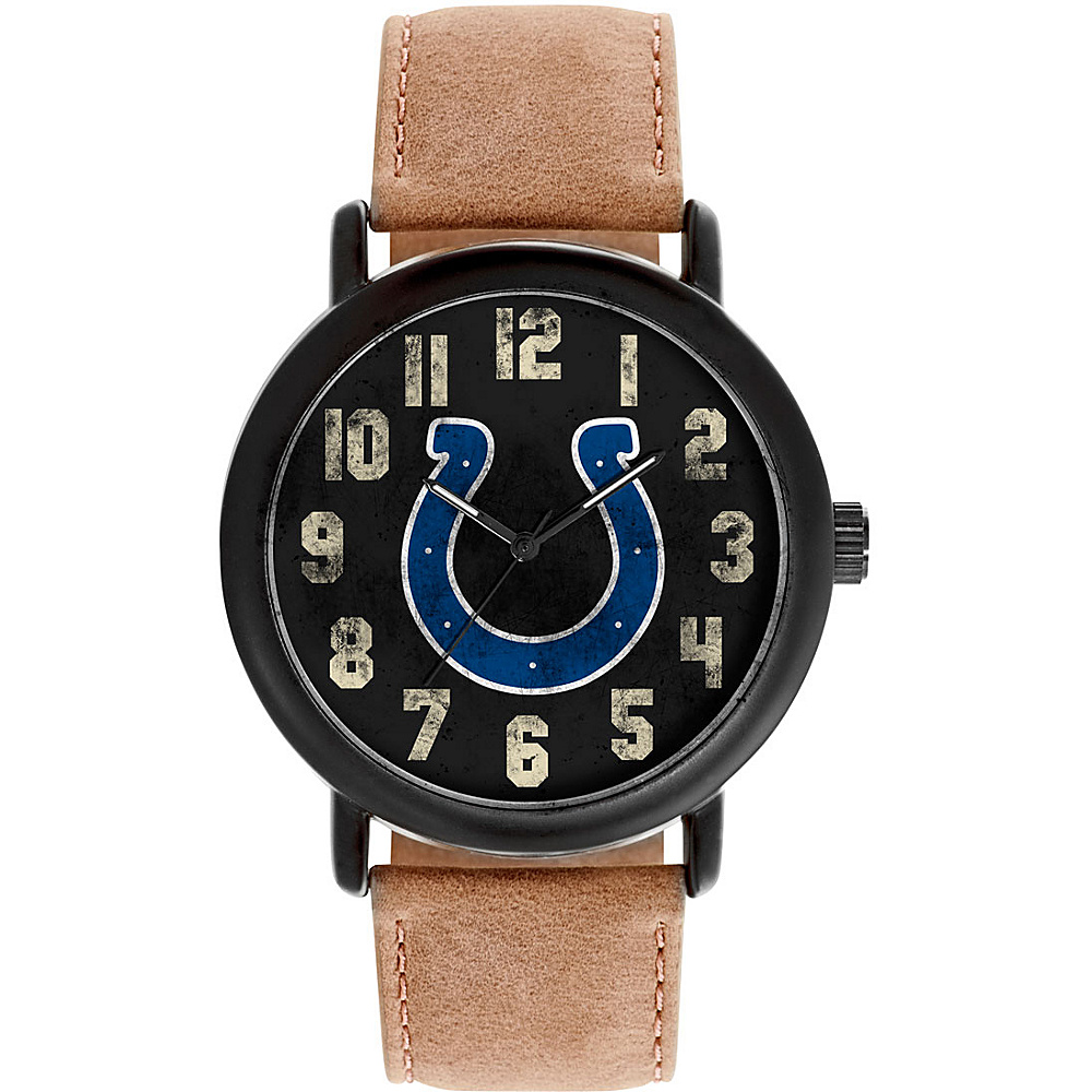 Game Time Mens Throwback-NFL Watch Indianapolis Colts - Game Time Watches - Fashion Accessories, Watches