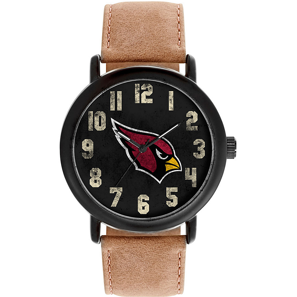 Game Time Mens Throwback-NFL Watch Arizona Cardinals - Game Time Watches - Fashion Accessories, Watches