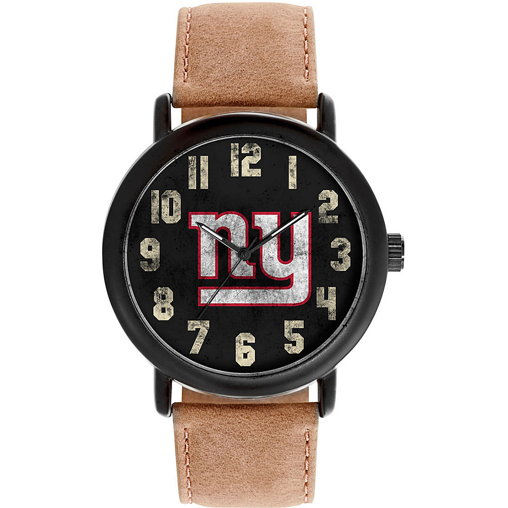 Game Time Mens Throwback-NFL Watch New York Giants - Game Time Watches - Fashion Accessories, Watches