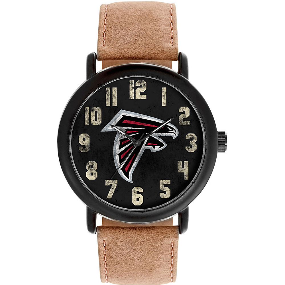 Game Time Mens Throwback-NFL Watch Atlanta Falcons - Game Time Watches - Fashion Accessories, Watches