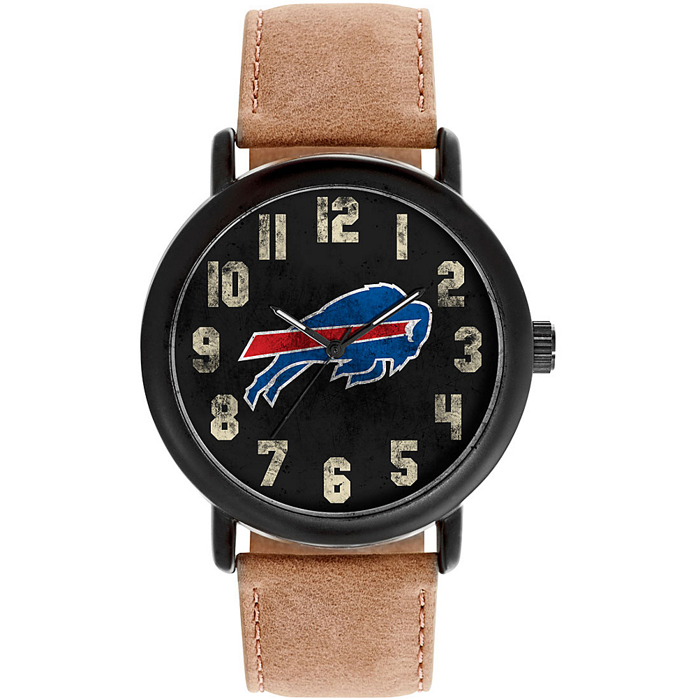 Game Time Mens Throwback-NFL Watch Buffalo Bills - Game Time Watches