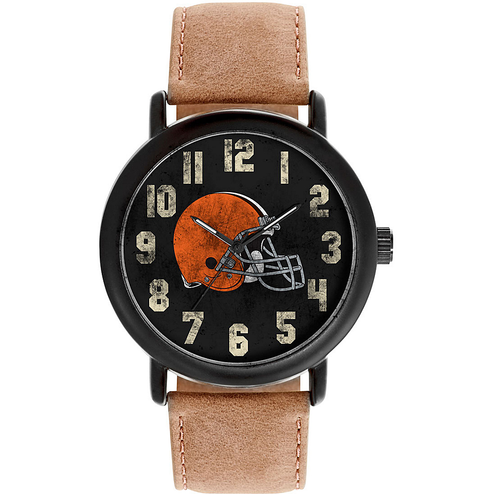 Game Time Mens Throwback-NFL Watch Cleveland Browns - Game Time Watches