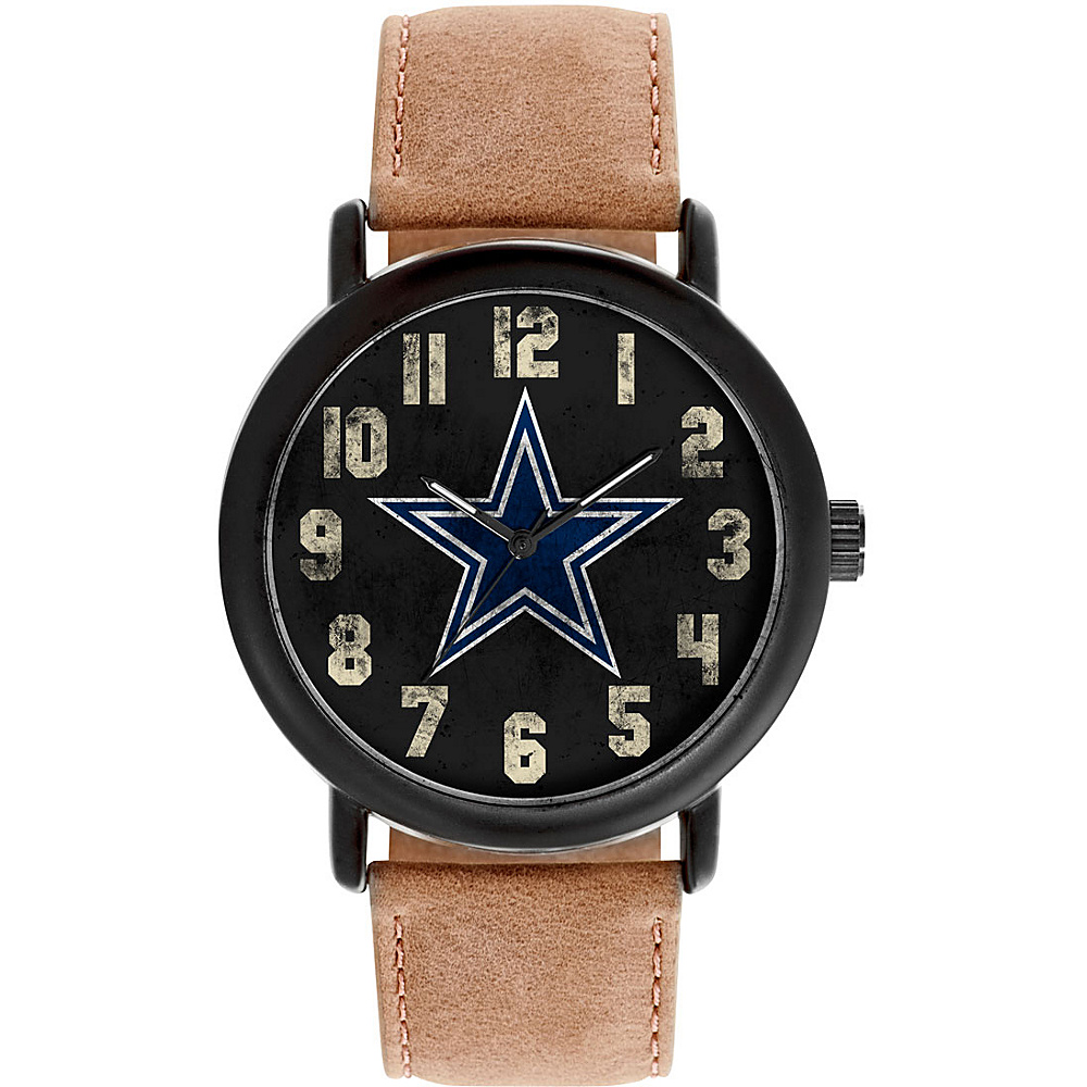 Game Time Mens Throwback-NFL Watch Dallas Cowboys - Game Time Watches - Fashion Accessories, Watches