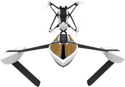 Parrot Newz Hydrofoil Mini Drone White - Parrot Cameras