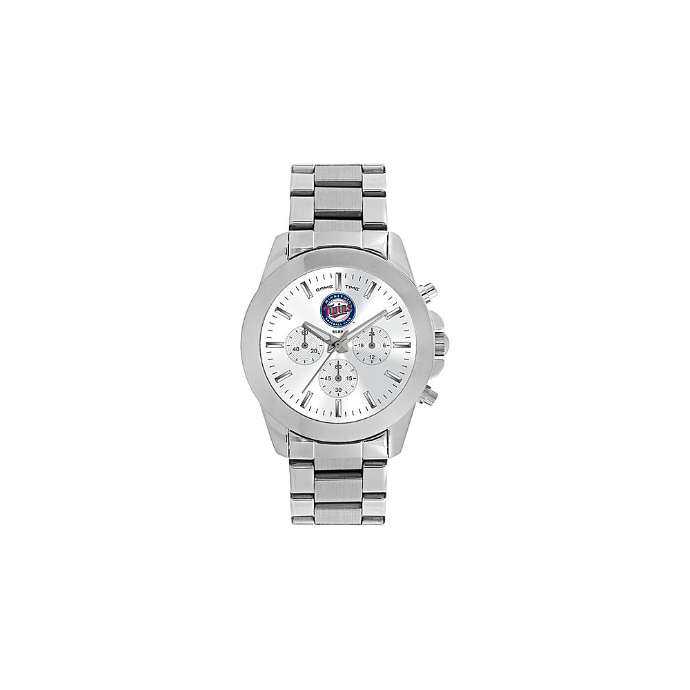 Game Time Womens Knockout-MLB Watch Minnesota Twins - Game Time Watches - Fashion Accessories, Watches