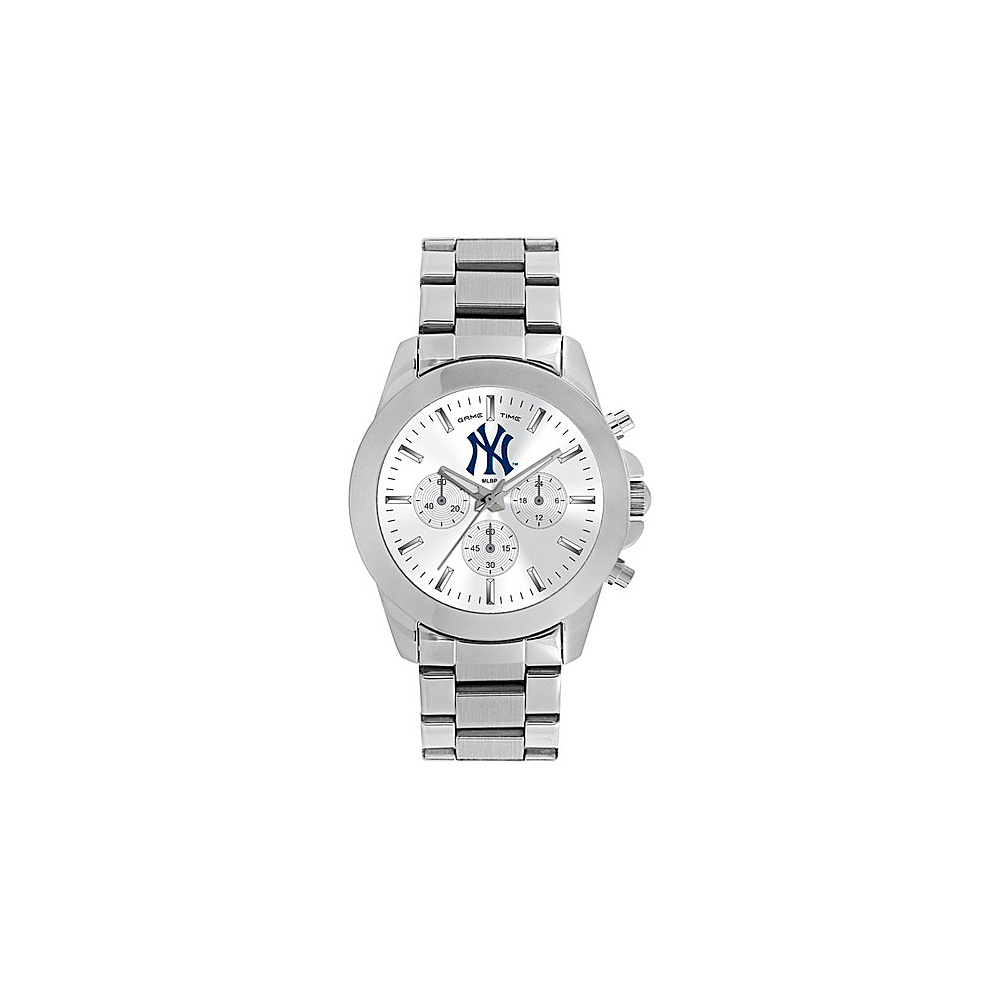 Game Time Womens Knockout-MLB Watch New York Yankees - Game Time Watches - Fashion Accessories, Watches