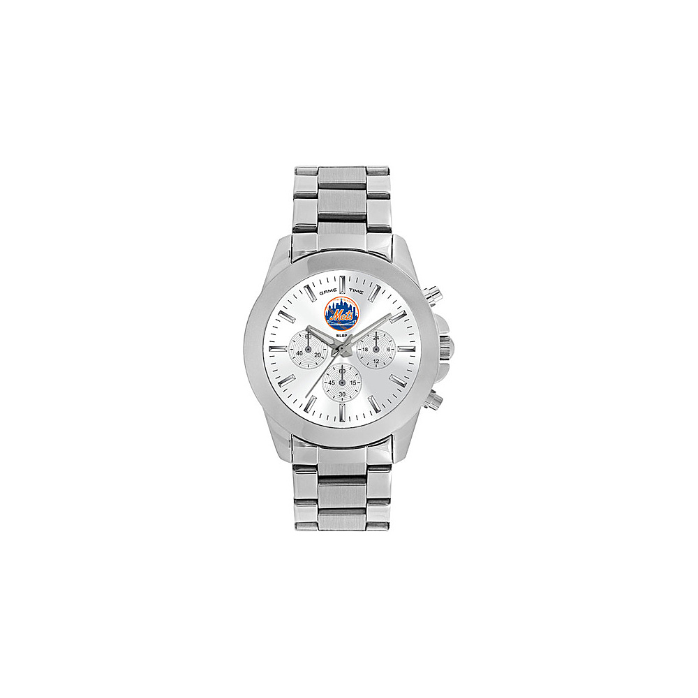 Game Time Womens Knockout-MLB Watch New York Mets - Game Time Watches - Fashion Accessories, Watches