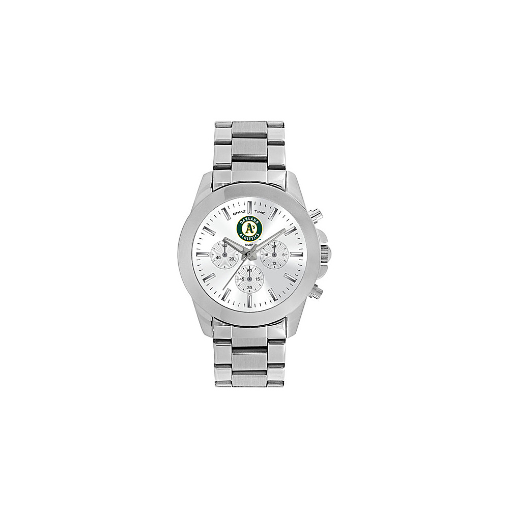 Game Time Womens Knockout-MLB Watch Oaklnad Athletics - Game Time Watches - Fashion Accessories, Watches