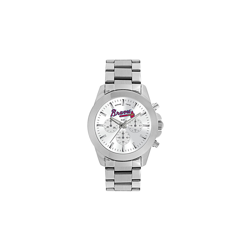 Game Time Womens Knockout-MLB Watch Atlanta Braves - Game Time Watches - Fashion Accessories, Watches