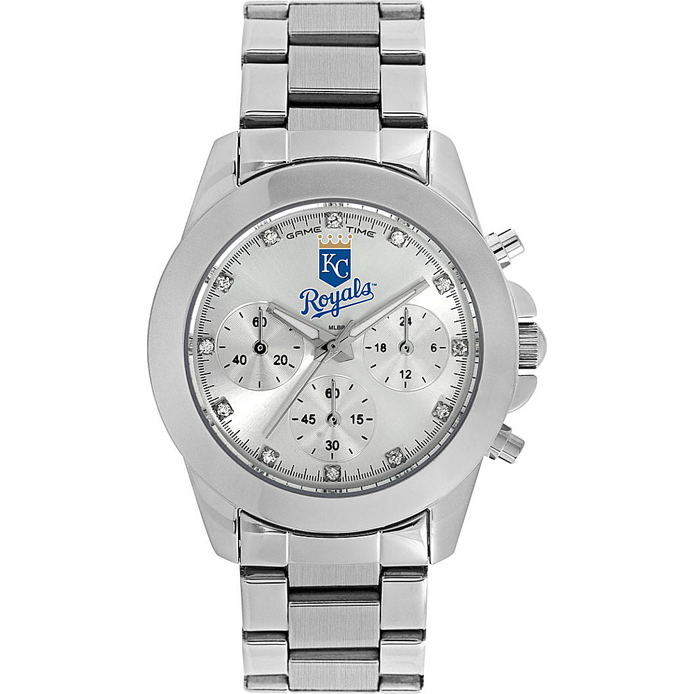 Game Time Womens Knockout-MLB Watch Kansas City Royals - Game Time Watches - Fashion Accessories, Watches