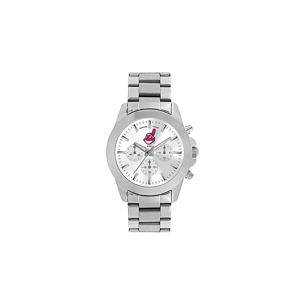 Game Time Womens Knockout-MLB Watch Cleveland Indians - Game Time Watches - Fashion Accessories, Watches