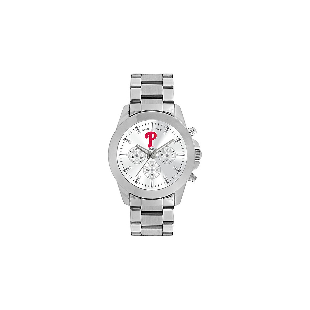 Game Time Womens Knockout-MLB Watch Philadelphia Phillies - Game Time Watches - Fashion Accessories, Watches