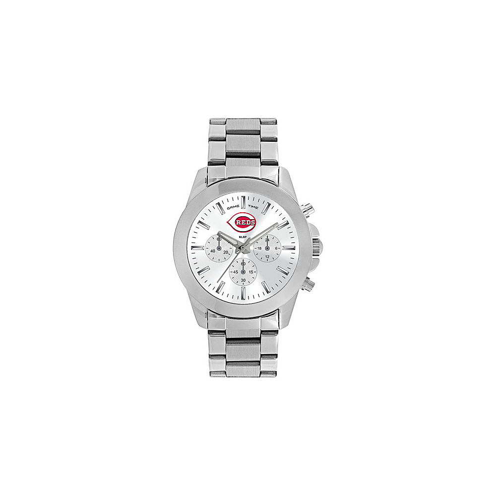 Game Time Womens Knockout-MLB Watch Cincinnati Reds - Game Time Watches - Fashion Accessories, Watches