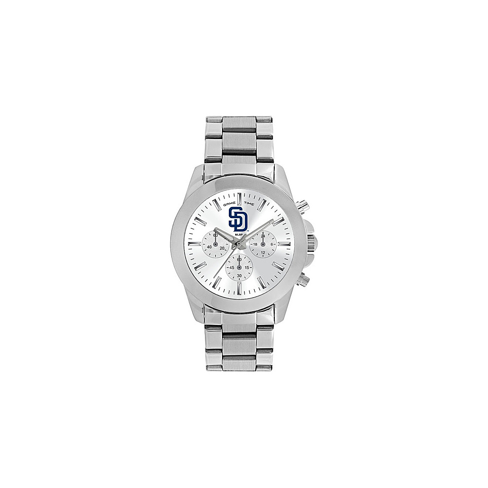 Game Time Womens Knockout-MLB Watch San Diego Padres - Game Time Watches - Fashion Accessories, Watches