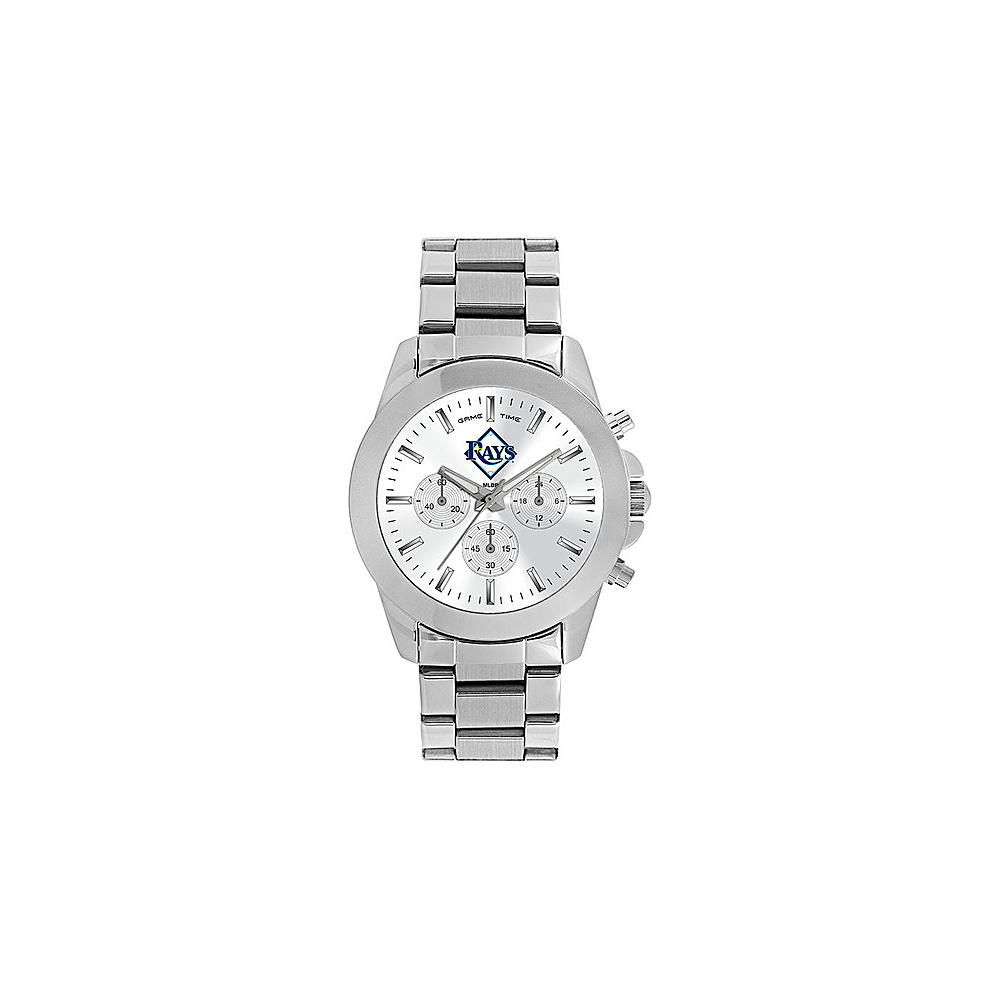 Game Time Womens Knockout-MLB Watch Tampa Bay Rays - Game Time Watches - Fashion Accessories, Watches
