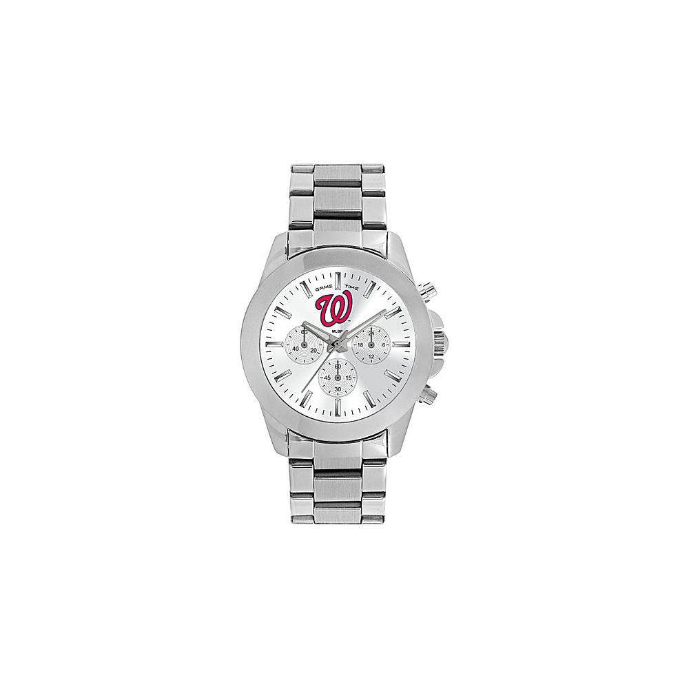 Game Time Womens Knockout-MLB Watch Washington Nationals - Game Time Watches - Fashion Accessories, Watches