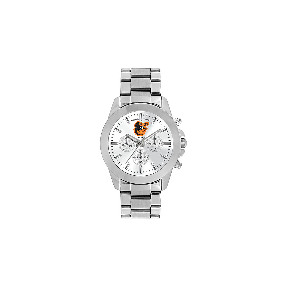 Game Time Womens Knockout-MLB Watch Baltimore Orioles Bird Logo - Game Time Watches - Fashion Accessories, Watches