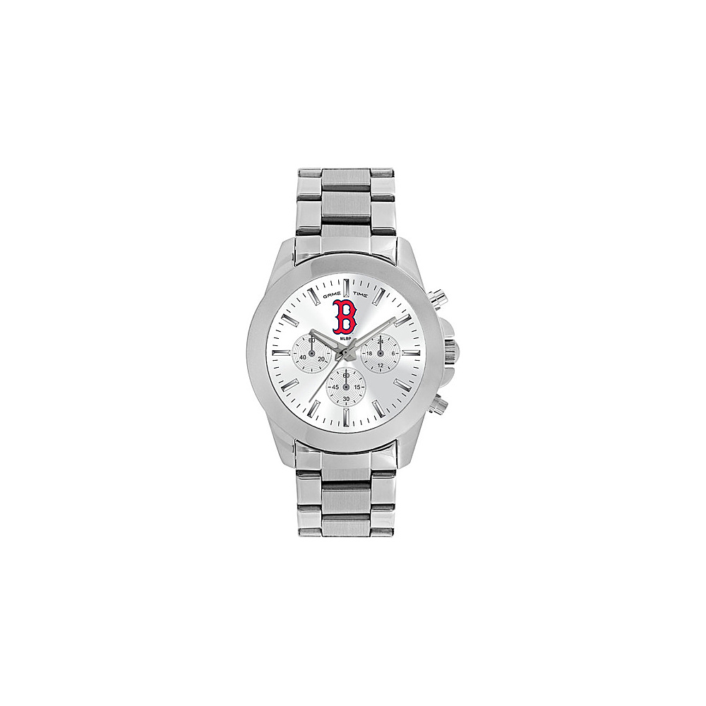 Game Time Womens Knockout-MLB Watch Boston Red Sox - Game Time Watches - Fashion Accessories, Watches