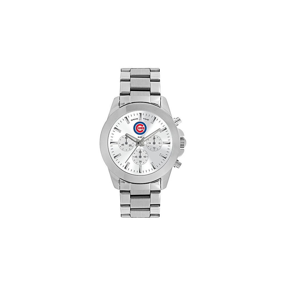 Game Time Womens Knockout-MLB Watch Chicago White Sox - Game Time Watches - Fashion Accessories, Watches