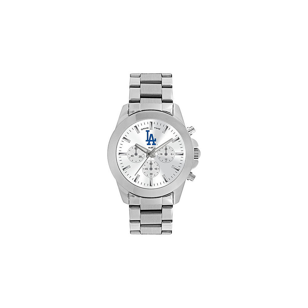 Game Time Womens Knockout-MLB Watch Los Angeles Dodgers - Game Time Watches - Fashion Accessories, Watches
