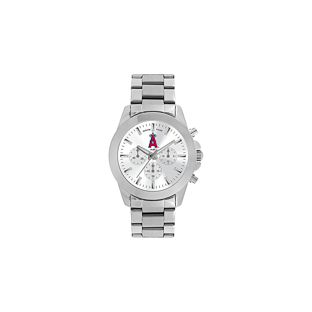 Game Time Womens Knockout-MLB Watch Los Angeles Angels - Game Time Watches - Fashion Accessories, Watches