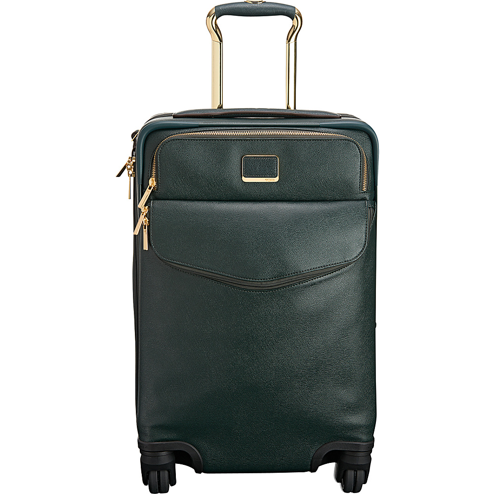 Tumi Sinclair Blair International Carry On Pine - Tumi Softside Carry-On