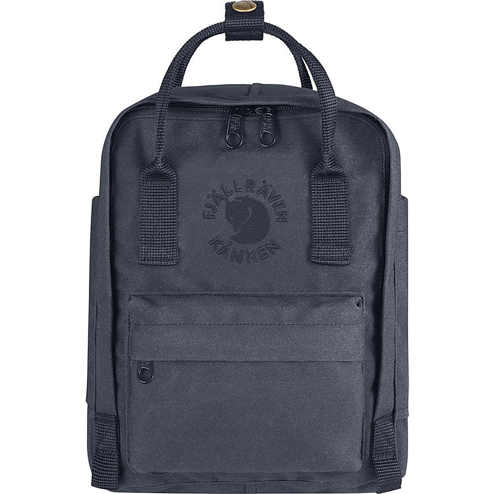 Fjallraven Re-Kanken Mini Backpack Slate - Fjallraven Everyday Backpacks - Backpacks, Everyday Backpacks