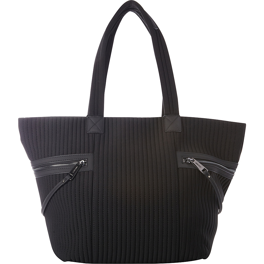 Nine West Handbags The Sporting Life Tote Black - Nine West Handbags Fabric Handbags