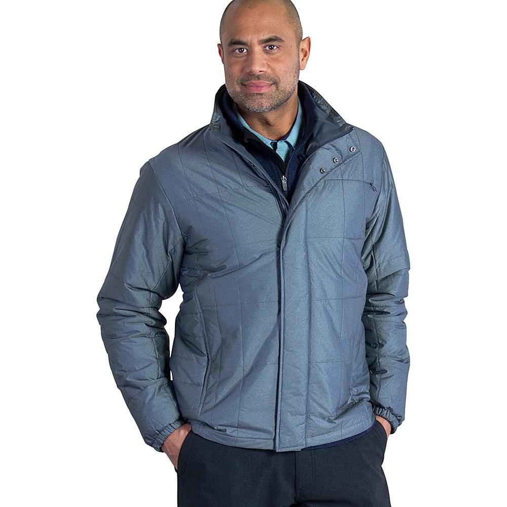 ExOfficio Mens Cosimo Jacket S - Carbon - ExOfficio Mens Apparel - Apparel & Footwear, Men's Apparel