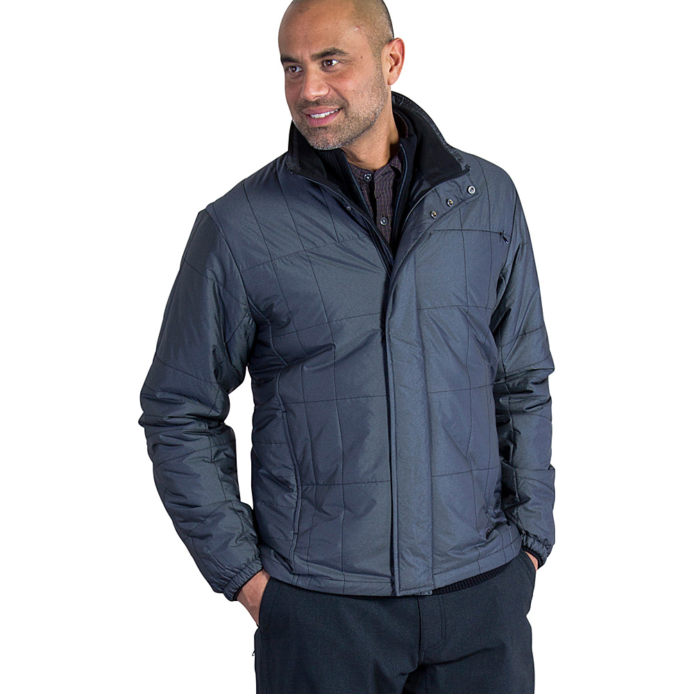 ExOfficio Mens Cosimo Jacket M - Black - ExOfficio Mens Apparel - Apparel & Footwear, Men's Apparel