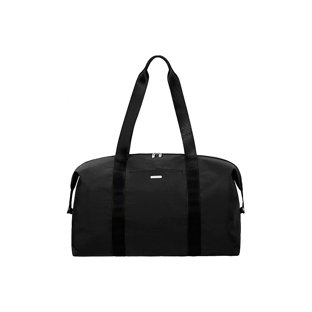 baggallini Large Travel Duffel Black/Sand - baggallini Travel Duffels