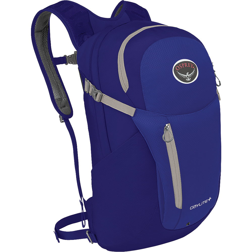 Osprey Daylite Plus Laptop Backpack Tahoe Blue - Osprey Laptop Backpacks - Backpacks, Laptop Backpacks