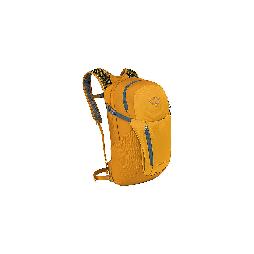 Osprey Daylite Plus Laptop Backpack Solar Yellow - Osprey Laptop Backpacks - Backpacks, Laptop Backpacks