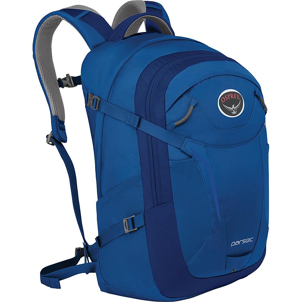 Osprey Parsec Backpack Super Blue - Osprey Business & Laptop Backpacks - Backpacks, Business & Laptop Backpacks