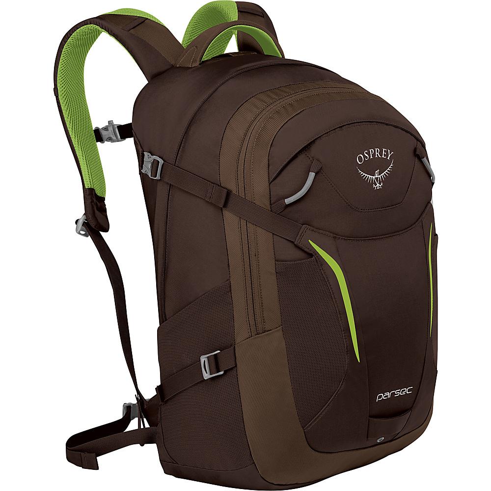 Osprey Parsec Backpack Komodo Green - Osprey Business & Laptop Backpacks - Backpacks, Business & Laptop Backpacks