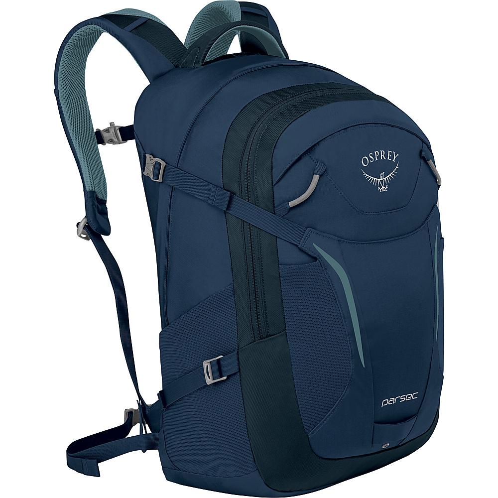 Osprey Parsec Backpack Navy Blue - Osprey Business & Laptop Backpacks - Backpacks, Business & Laptop Backpacks
