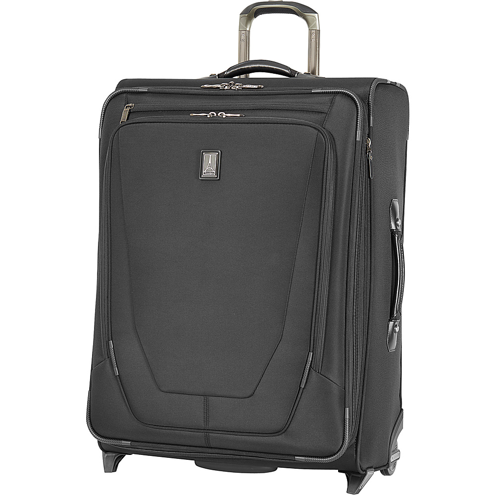 Travelpro Crew 11 International Carry On Upright Black Travelpro Softside Carry On