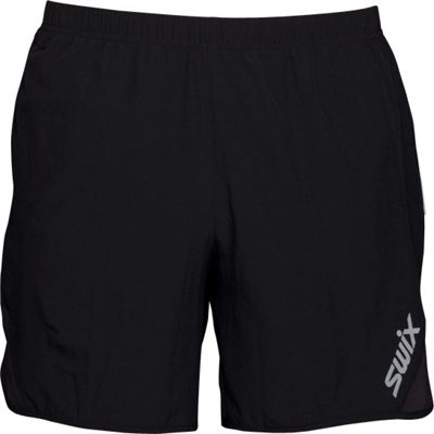 Swix Mens Action Short 6 inch S - Black - Swix Men's Apparel