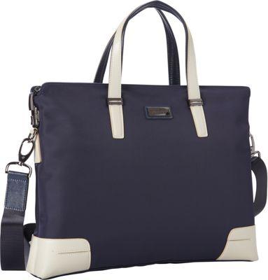 Numinous London SMART Shoulder Bag 11701 Blue - Numinous London Women's Business Bags