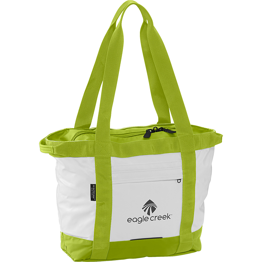 Eagle Creek No Matter What Gear Tote Small White/Strobe - Eagle Creek All-Purpose Totes - Travel Accessories, All-Purpose Totes