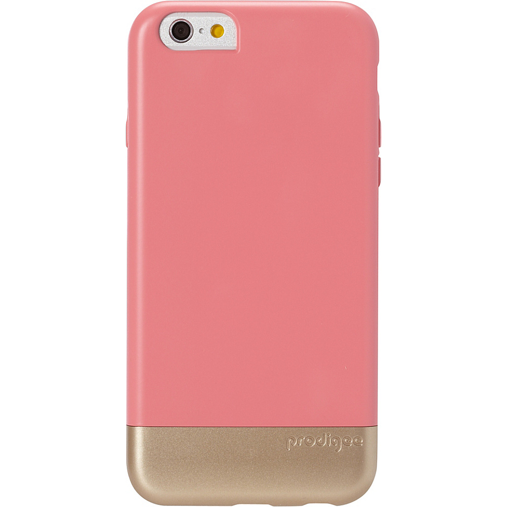 Prodigee Accent Case for iPhone 6 6s Blush Gold Prodigee Electronic Cases