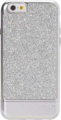 Prodigee Sparkle Case for iPhone 6/6s Silver - Prodigee Electronic Cases